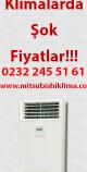 Bingöl Mitsubishi Klima Bayileri En Ucuz Mitsubishi Klima Fiyatları