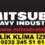 Çanakkale Mitsubishi Klima Bayileri En Ucuz Mitsubishi Klima Fiyatları