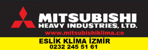 Mitsubishi Klima Bayileri